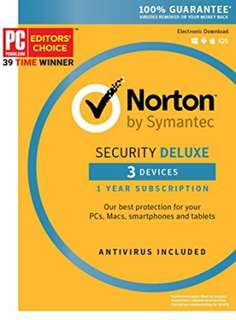 Norton Security 3 devices