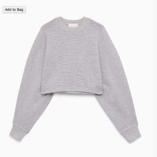 Aritzia lolan sweater