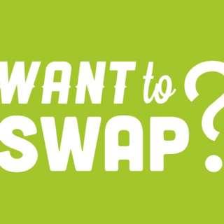 Let's swap!😁😁