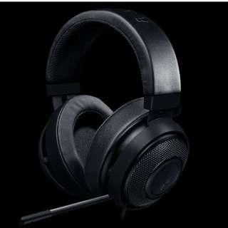 Razer Kraken Pro V2 - Black - Oval Ear Cushion