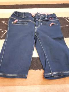 Poney Jeans (Half) For Girls