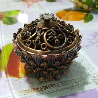 Incense Burner Lotus Shape