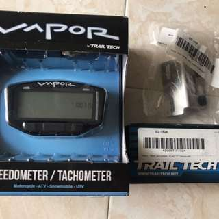 Vapor meter trail tech full set