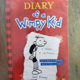 Diary of whimpy kids