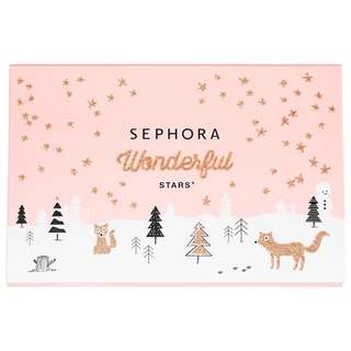 [SEPHORA] Wonderful Stars - Face Palette (Limited Edition 2017)