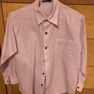 售:經典泰迪140公分的襯衫 有9.9成新