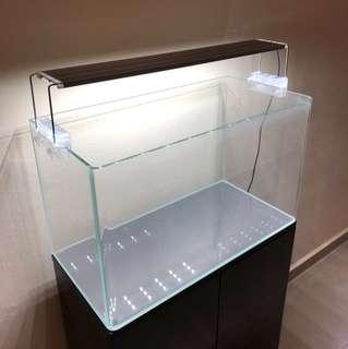 2ft LED Light for Fish Tank (Lighting only)
