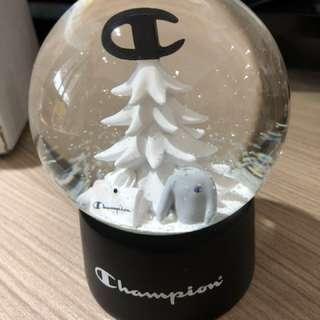 日本 champion雪花球