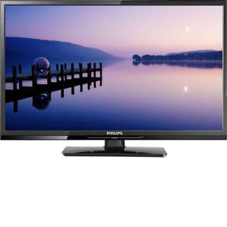 "Philips 32"" Slim LED Flat TV"