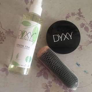 Dyxy cosmetics (set asyalliee)