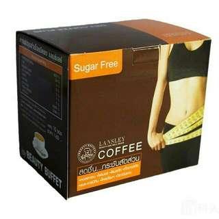 Diet coffee 1 box 10 sachet