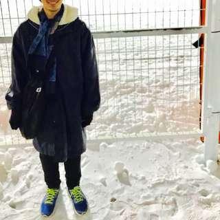 Baju sejuk tebal