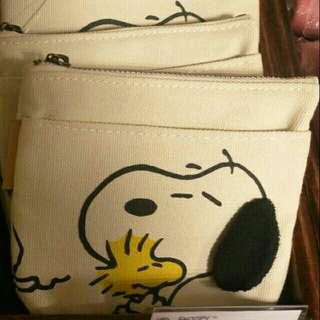 Snoopy中大零錢包
