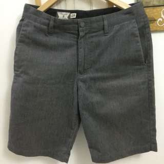 Grey Volcom shorts