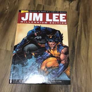 Art of Jim Lee HC millennium edition