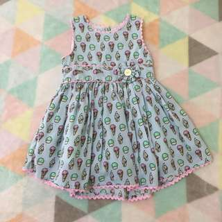 EARLY DAYS(PRIMARK) Ice Cream Dress
