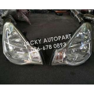 Lampu Depan Headlamp Koito Nissan Sylphy G11 Jpn