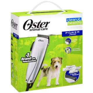 Oster Power Series Pet Grooming Clippers