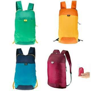Ultra Compact Backpack 10 L