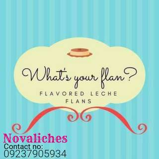 What's your flan-Novaliches