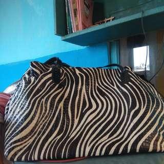 Tas fashion zebra