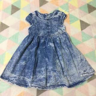 MOTHERCARE Acid Washes Dress