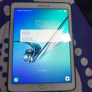 "Hardly Used Samsung Galaxy Tab S2 9.7"" LTE (With Box)"