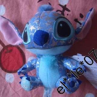 全新 史迪仔 4月份 april 吊飾 毛公仔 Disney 迪士尼 Stitch