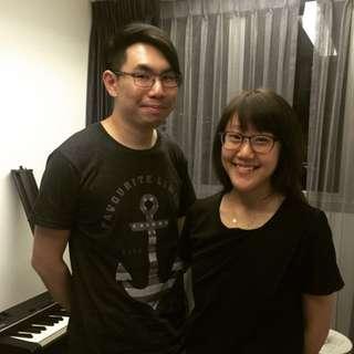 Pop Piano Lesson