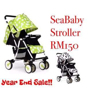 Baby stroller YEAR END SALE