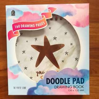 The Paper Stone doodle pad