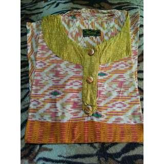 Gratisss 💕💕 batik kenza uk L