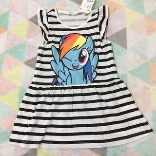 H&M Rainbowdash Dress