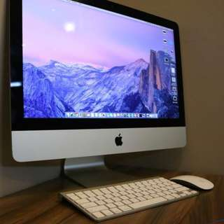 Apple iMac 21.5-inch, Late 2013