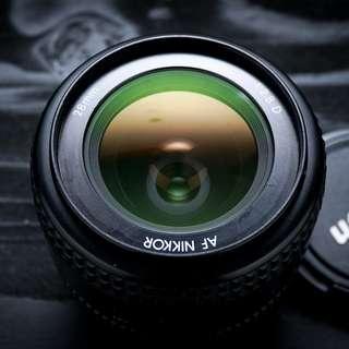 Nikon 28mm f2.8 AF-D