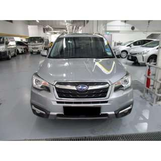 Subaru Forester 2.0i Auto Premium