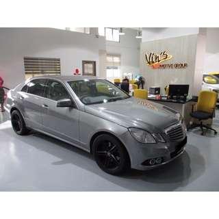 Mercedes-Benz E350 Saloon Auto
