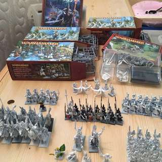 Warhammer - High Elves (Collection)