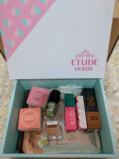[XMAS Gift] Etude House Premium Gift Set [Same Day Delivery]