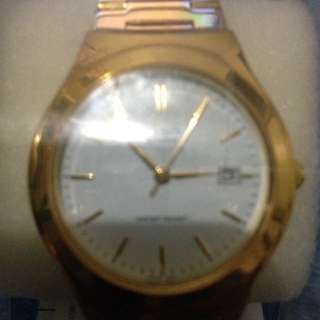 Casio Vintage Watch (Gold Plated)