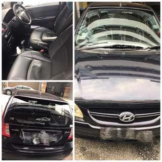 Hyundai Getz 1.4 Auto GLS 5dr