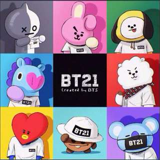 BT21 looses