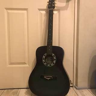 Rj Acoustic Guitar For Sale