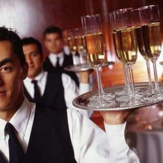 5star Hotel Banquet Server Immediate Hiring