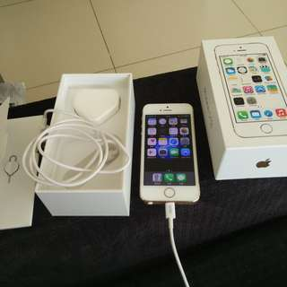 Used Iphone 5s for sell (Yishun area)