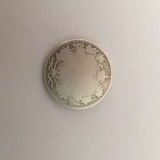 Canada 1912-1919 50-Cents Coin