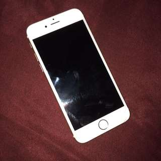 Gold iPhone 6s