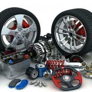 Car spare part from singapore