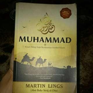 Buku MUHAMMAD (kisah hidup Nabi)