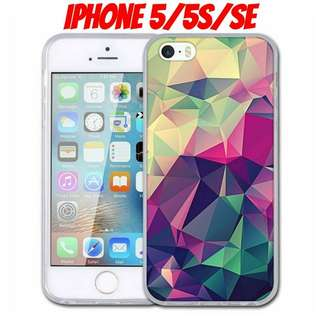 iPhone 5 Rainbow Prism Shockproof Case